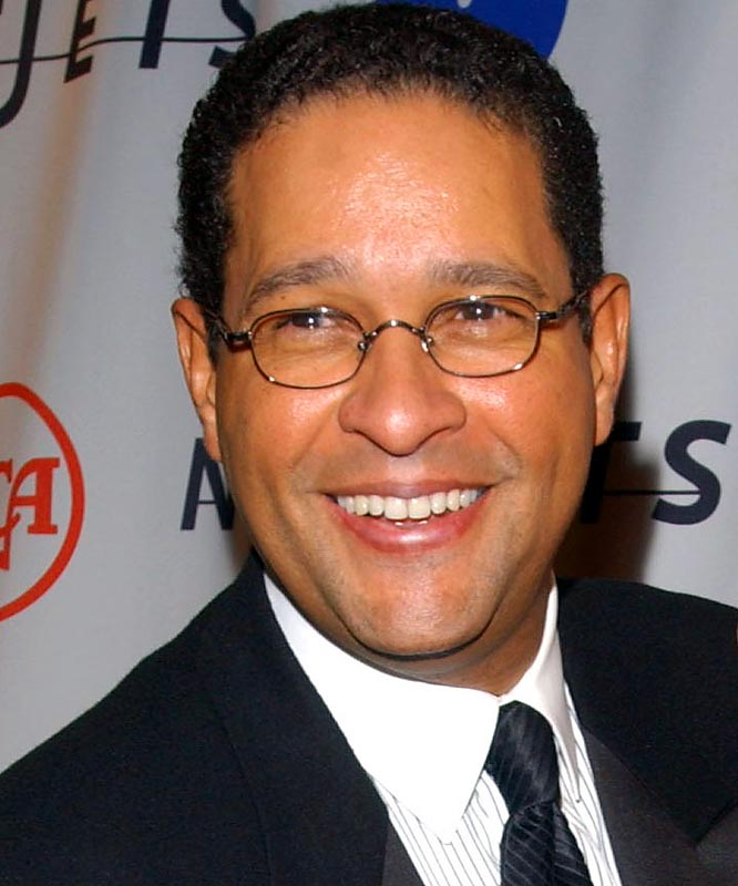 "Bryant Gumbel, host of HBO's ""Real Sports,"" isn't a big fan of the Winter Olympics. Of the 2006 Games, he stated, ""So try not to laugh when someone says these are the world's greatest athletes, despite a paucity of blacks that make the Winter Games look like a GOP convention."""