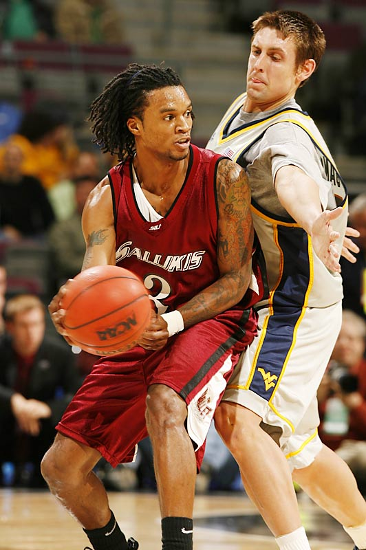 Headliners: Jamaal Tatum (left), Tony Young, Bryan Mullins <br><br>Seniors Tatum (15.0 ppg, 3.2 apg) and Young (11.6 ppg) have been to the NCAA tournament in each of their first three seasons in Carbondale. Mullins, meanwhile, was named the Missouri Valley's Freshman of the Year last season after leading the league in steals at 2.9 per game.