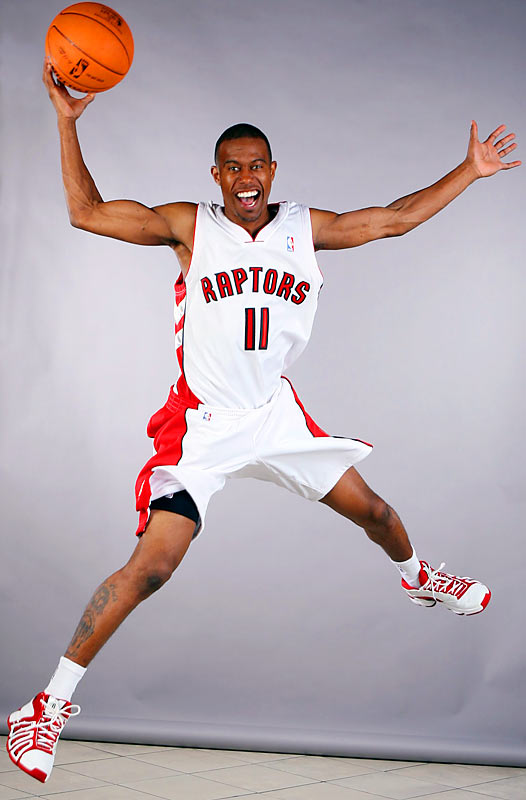 Bryan Colangelo loves speed, so one of his first moves when he took over as Raptors president was to trade for T.J. Ford, who some believe is the fastest player in the league. The deal is a major gamble because Ford is an unproven commodity who had surgery in 2004 for a congenital spinal condition that was aggravated by an injury. But he says it hasn't slowed him down. His new teammates will find out quickly whether he's right, because that's the only way Ford knows how to do anything on a basketball court.