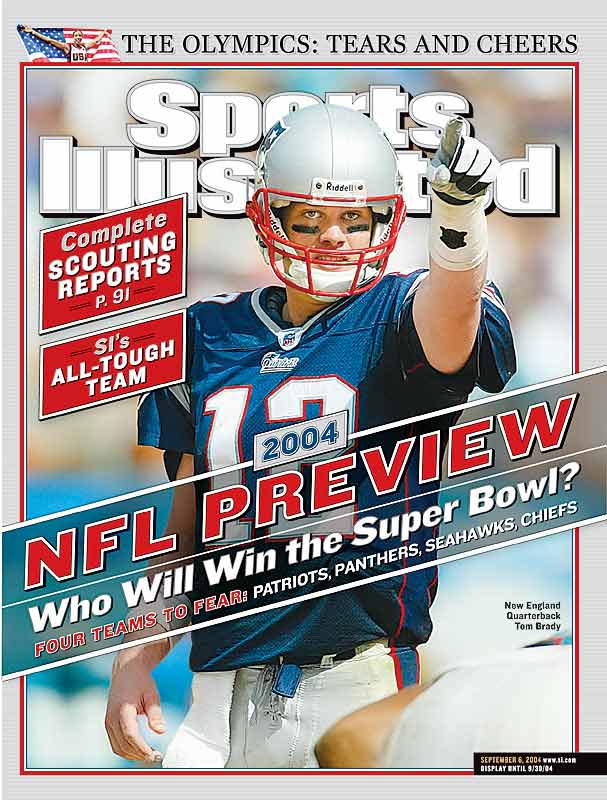 Sept. 6, 2004 SI Cover.