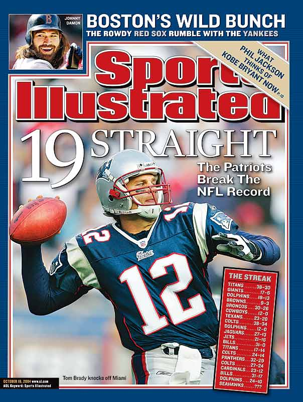 Oct. 18, 2004 SI Cover.