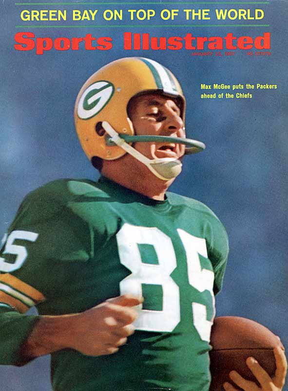 Jan. 23, 1967 SI Cover.