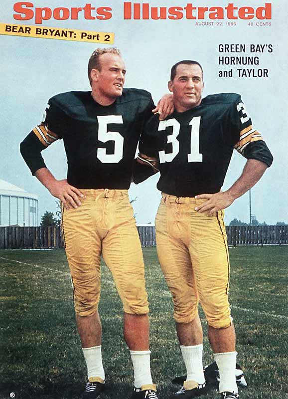 Aug. 22, 1966 SI Cover.
