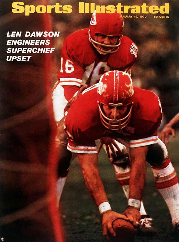 Jan. 19, 1970 SI Cover