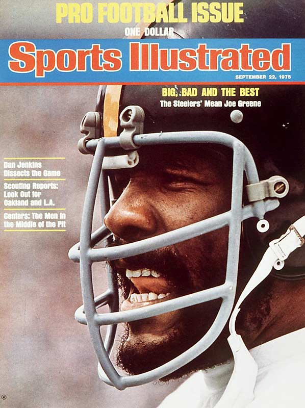 Sept. 22, 1975 SI Cover