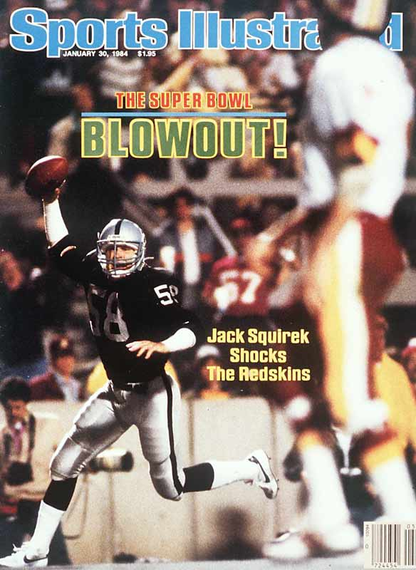 Jan. 30, 1984 SI Cover.