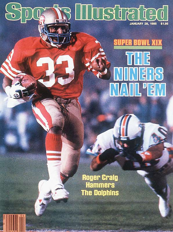Jan. 28, 1985 SI Cover