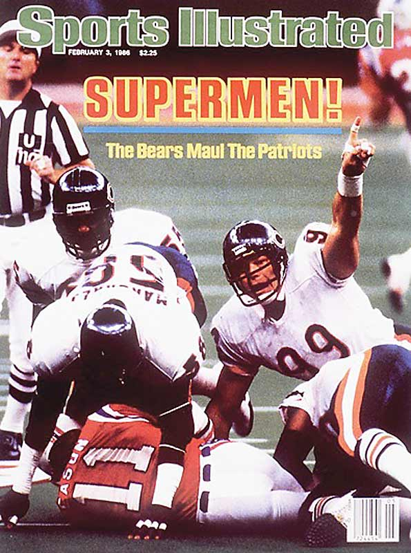 Feb. 3, 1986 SI Cover.