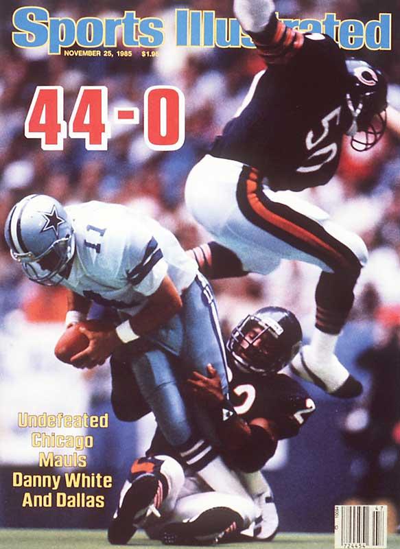 Nov. 25, 1985 SI Cover.