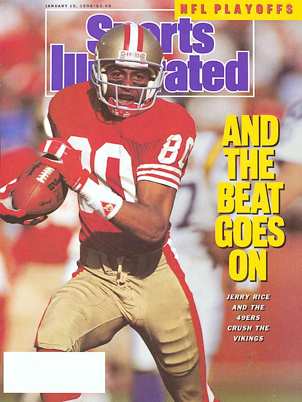 Jan. 15, 1990 SI Cover.