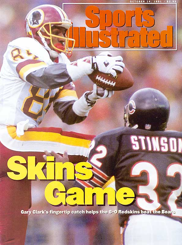 Oct. 14, 1991 SI Cover.