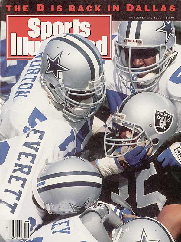 Nov. 16, 1992 SI Cover