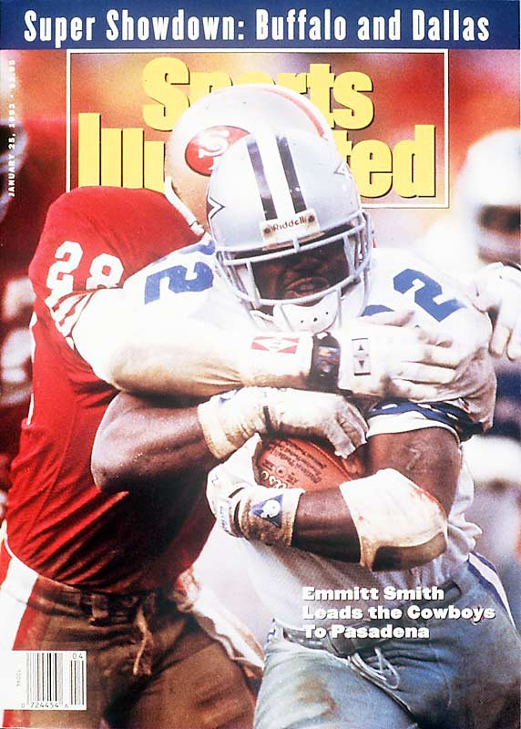 Jan. 25, 1993 SI Cover