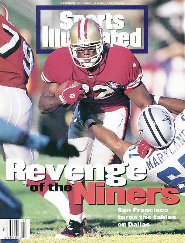 Nov. 21, 1994 SI Cover.