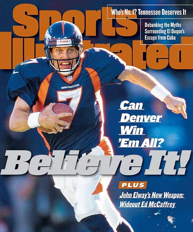 Nov. 30, 1998 SI Cover.
