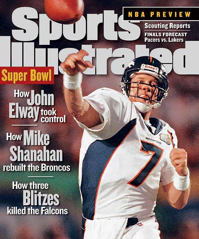 Feb. 8, 1999 SI Cover.