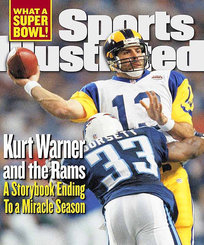 Feb. 7, 2000 SI Cover.