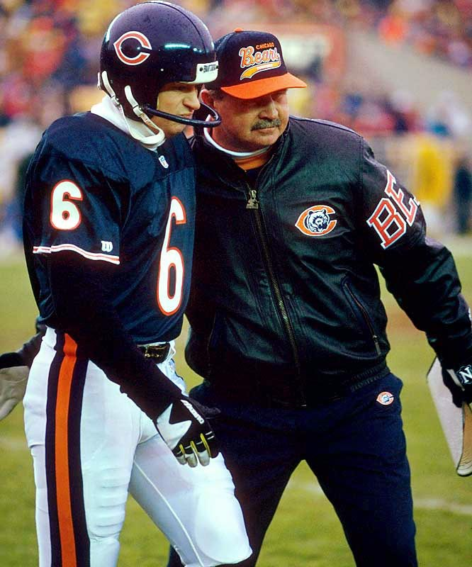 "Ditka turned his wrath toward the kicker after a 1992 loss to the Bucs, when Butler booted a kickoff out-of-bounds and missed a game-tying field goal attempt. Butler said Ditka told him he was ""the worst kicker in the league"" and that he was ""gutless"" and ""mentally weak."" Never mind that the two had won a Super Bowl together and that Butler had passed Walter Payton's mark to become the Bears' all-time leading scorer in that very game."
