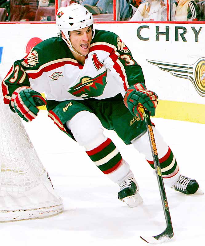 A gritty, capable two-way player, Walz, 36, can still leave much younger guns in his wake. Coming off a career-high 19-goal, 37-point season, the hardworking 11-year veteran will see time between Marian Gaborik and Pavol Demitra this season as the catalyst of the Wild's dangerous top line.