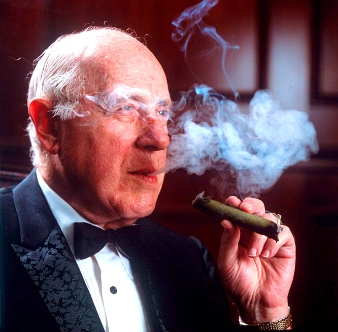 Red Auerbach, the Hall of Fame coach who led the Boston Celtics to nine NBA championships in the 1950s and 1960s, died Saturday. He was 89. Auerbach won 938 games with the Celtics and was the winningest coach in NBA history until Lenny Wilkens overtook him in the 1994-95 season. As general manager, the straight-talking Auerbach, who celebrated victories with a postgame cigar, was also the architect of Celtics teams that won seven more titles in the 1970s and 1980s.