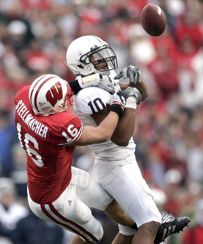 Joe Stellmacher and the Badgers defense held Andrews Quarless and Penn State to 201 total yards as Wisconsin won its sixth straight.
