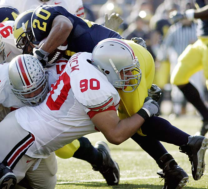 Anticipation for The Game has never been this high. Barring disaster for either team this Saturday, Michigan and Ohio State will face each other on Nov. 18 as the AP Poll's top two teams for the first time ever, and the winner not only takes the Big Ten title, but also earns a trip to the BCS title game.