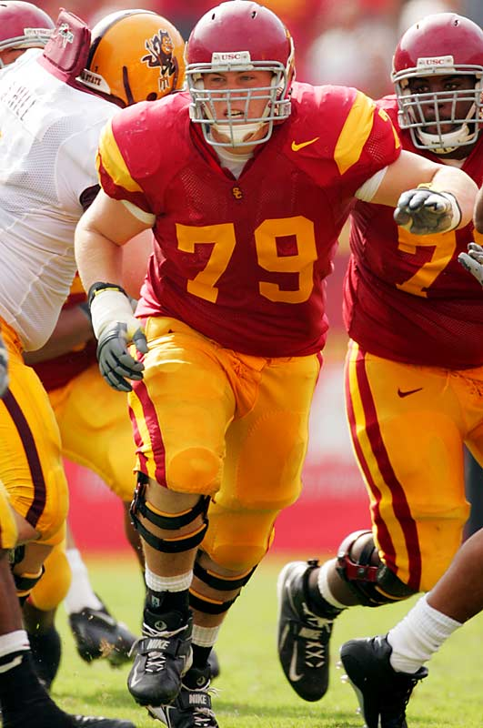 Over the last few years, the Trojans have produced some high quality offensive linemen, but Baker looks to be the best of the bunch. He has started the last three years for USC and has earned multiple All-America honors for the second consecutive season.