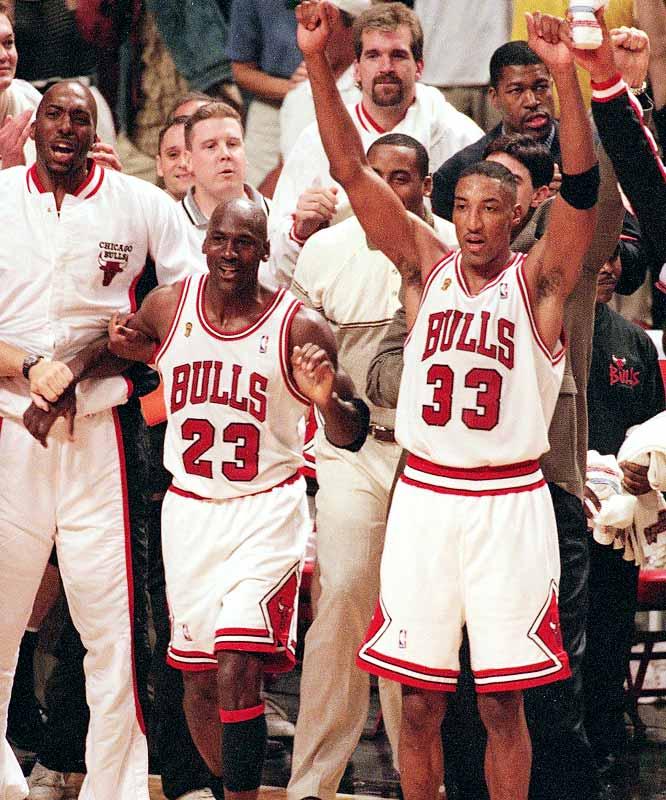 Chicago Bulls <br>1987-1998