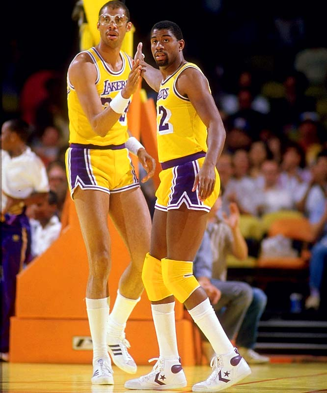 Los Angeles Lakers <br>1979-1989