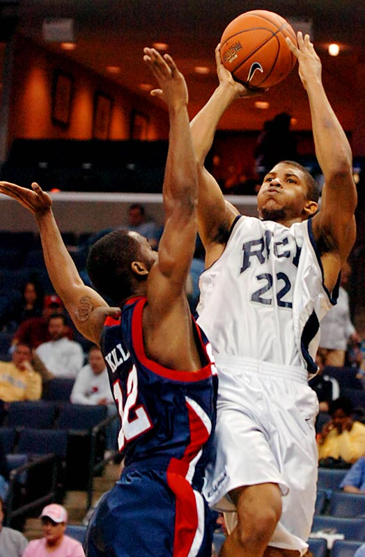 Almond, who at 6-foot-6 has a smooth, score-at-will style, emerged as a future NBA two-guard with a strong showing at the predraft camp in June. He opted to come back to Rice after averaging 21.9 points as a junior -- and should be considered the best player, hands down, in the C-USA.