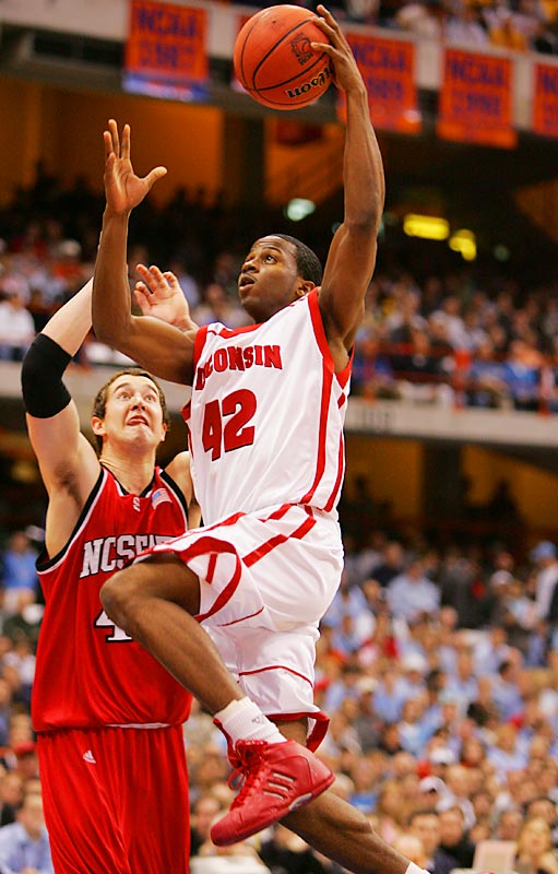 In this, his fifth season in Madison, the ultra-athletic Tucker is now the class of the Big Ten. He averaged 19.0 points and 5.7 rebounds per game as a junior. He worked on his jump shot -- which in years past was his weak spot -- in the offseason and should add a perimeter dimension to his game in the Badgers' swing offense.