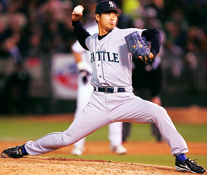 The Tigers signed Kida for two years, $3 million in December 1998 but eventually sold him back to Japan. Kida made it back to the majors but didn't pitch more than 14 innings for either the Dodgers or Mariners.