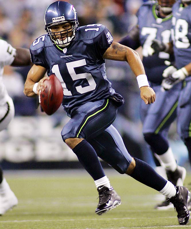 37 ... Seahawks quarterback Seneca Wallace's 37-yard scramble against the Raiders was Seattle's longest run from scrimmage in their last 10 games, since Shawn Alexander's 52-yarder against the Titans last Dec. 18.