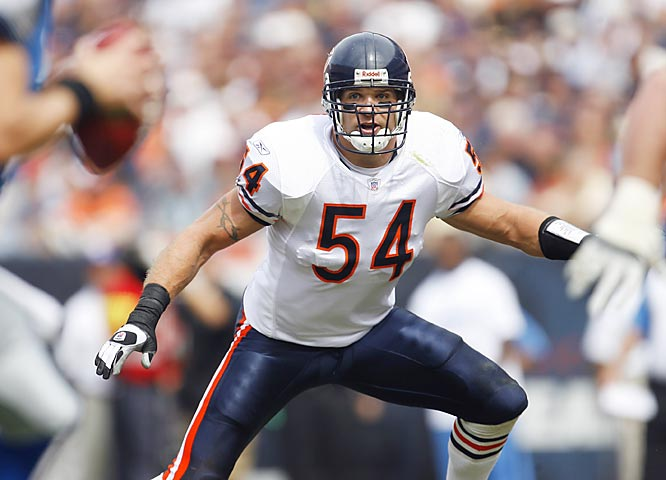 A safety in college, Urlacher has the speed to stay close to the line and stop the run and effectively drop back in coverage, which is the key ingredient to the Cover Two defense. The defense had its roots in the 1970s Steelers, when undersized linebacker Jack Lambert redefined middle linebacker with his speed. Urlacher's unique athleticism has helped the Bears take the popular system to a new level and their defense is the gold standard in the NFL right now.