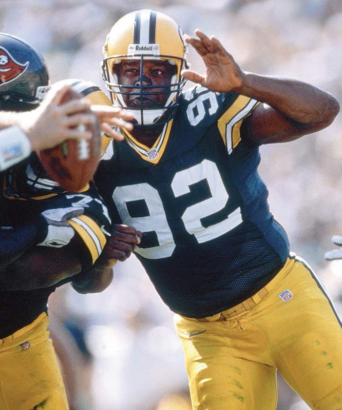 "White had incredible speed and strength, but he was also uniquely gifted as a pass rusher because of his ability to get offensive linemen off balance. White used his famous ""swim method"" or a ""club"" move to set up defenders, but he might switch up his moves on every down. White was impossible to stop with one blocker and subsequent pass-rushers learned from his moves and relentless style."