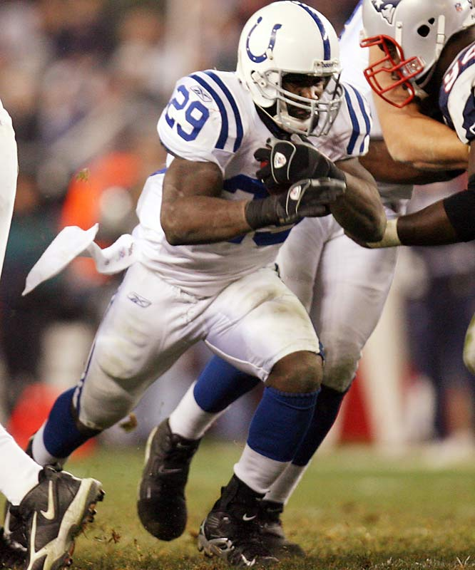 Last Week: 3 <br><br>Addai has emerged as the No. 1 running back for the Colts over the last couple of weeks. His numbers haven't been gaudy, but he's been solid enough to earn coach Tony Dungy's trust. Look for his stats to improve when the Colts face some easier run defenses in coming weeks.