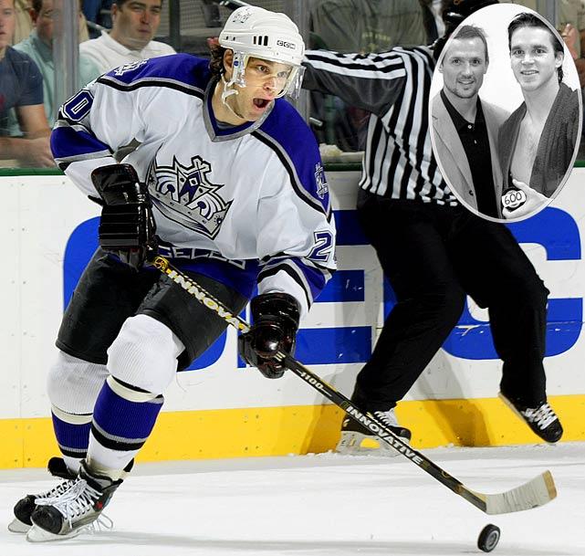 <b>NHL seasons:</b> 20 (1986-2006)<br><b>Teams:</b> Kings, Penguins, Rangers, Red Wings
