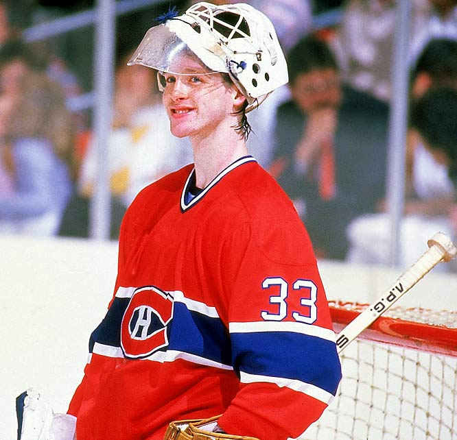Drafted by Montreal in the third round of the 1984 draft (51st overall), Roy made his NHL debut on Feb. 23, 1985 -- relieving started Doug Soetaert to begin the third period of a 4-4 tie with Winnipeg. Roy did not allow a goal and was credited with his first win, 6-4, in his only appearance of the season.