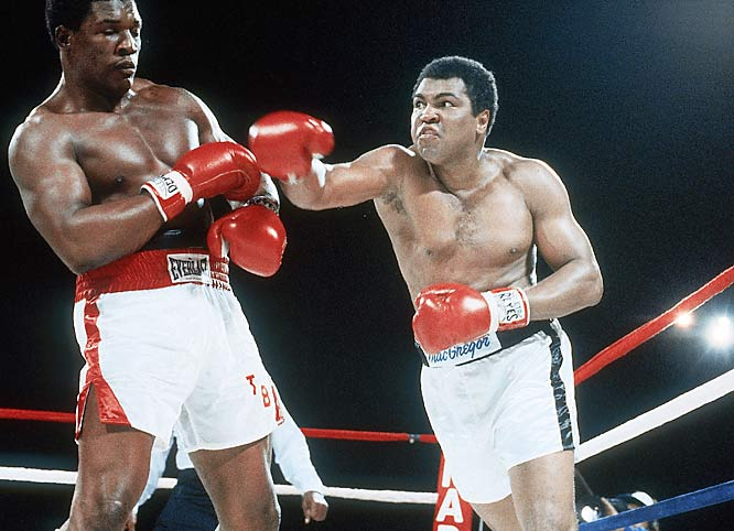 Former Sports Illustrated staff photographer Tony Triolo, who passed away at age 76 on Nov. 19, took some of the magazine's most memorable images, including more than 50 covers between 1961 and '83. Here's a sample of some of his most memorable photographs.<br><br>Ali vs. Trevor Berbick in 1981