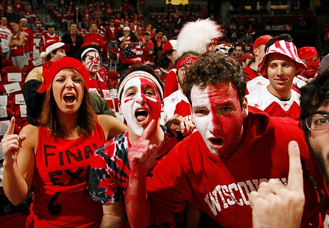 No, the Badgers aren't ranked No. 1 yet, but No. 4 is nothing to be ashamed of.