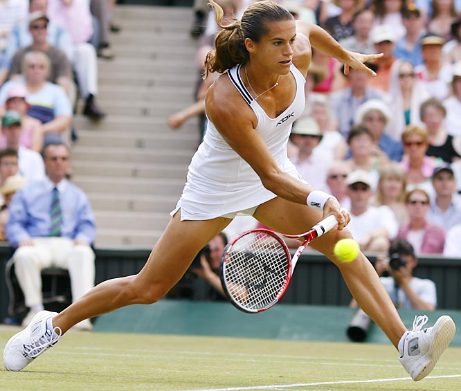 It's a rare athlete who breaks out at age 27, but Mauresmo -- a top-five player for most of the decade -- finally overcame her mental demons and won her first two career grand slams in 2006.