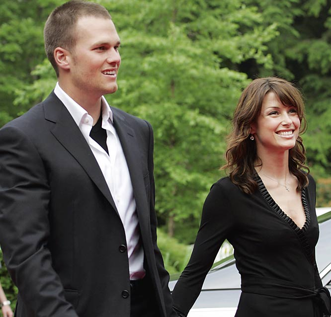 With Tom Brady and Bridget Moynahan announcing their split, SI.com looks back at other celebrity/athlete couples who couldn't stand the test of time.