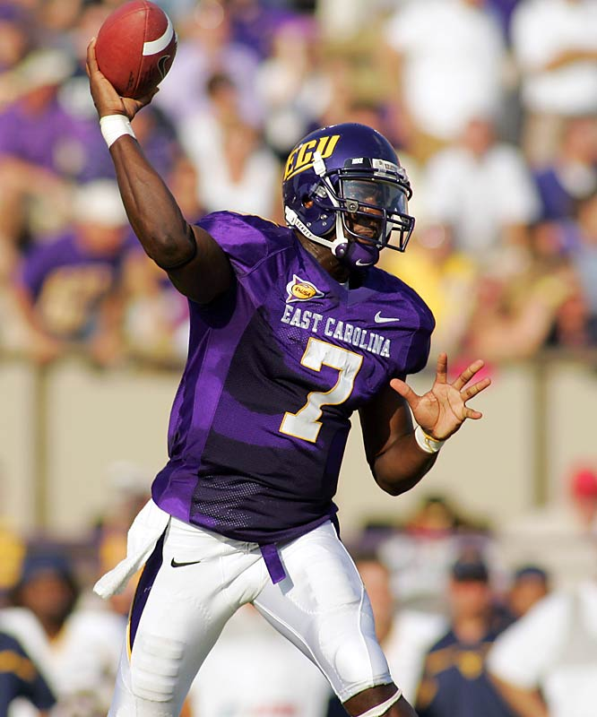 South Florida vs. East Carolina <br><br>While the Big East has a chip on its shoulder for losing teams to a supposedly greater conference (ACC), Conference USA has a similar feeling about losing teams to the Big East. C-USA representative East Carolina will look to knock off former conference foe South Florida, though the Bulls took all three games in the series during their short stay in the league (2002-04).