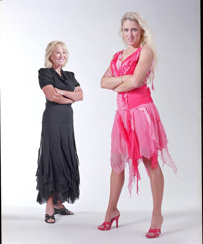 Natalie Gulbis is the LPGA's reigning bunker babe, so her star turn in the 2005 Solheim Cup got less attention than her cheesecake calendars and eponymous television show. That comes as no surprise to Jan Stephenson, the original LPGA calendar girl, who won three majors and 13 other tour events while standing up to critics who thought glamour and sex appeal had no place in women's sports.