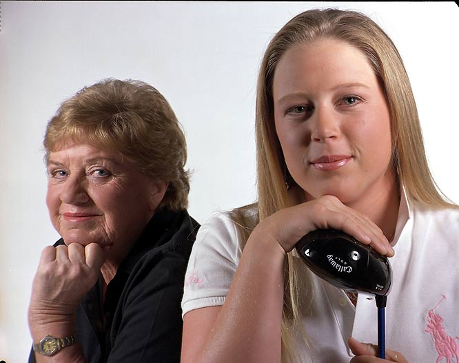 There's nothing coy about Morgan Pressel. She couldn't hide her annoyance when she failed to make the cut at the 2001 U.S. Women's Open -- she was 13 -- and she's just as determined now that she's a seasoned pro at 18. Pressel's unbridled zest for competition invites comparison with the full-bore style of JoAnne Carner, who won five U.S. Amateur titles and played on four Curtis Cup teams before turning pro at 30 and bagging 43 LPGA wins.