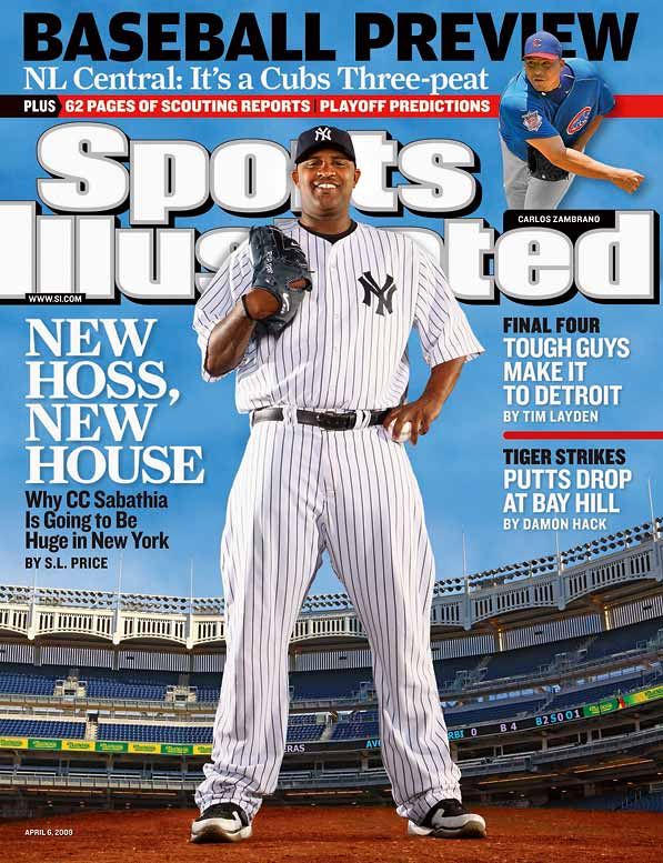 CC Sabathia parlayed one of the great performances by a midseason acqusition into the richest contract ever given to a pitcher. Sabathia, who went 11-2 with a 1.65 ERA for the Milwuakee Brewers after a July trade from the Cleveland Indians, signed a seven-year $161 million deal with the Yankees, topping the previous mark for a pitcher by more than $20 million. He agreed to a new deal after the 2011 season, adding another year and $30 million with a team option for a seventh season.