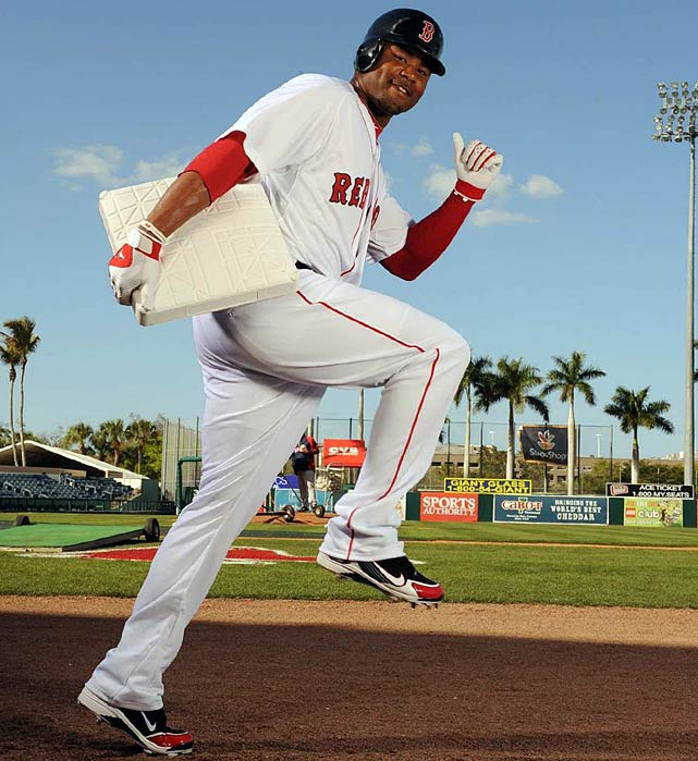 Just days after trading for star slugger Adrian Gonzalez, the Red Sox landed four-time All-Star outfielder Carl Crawford, weakening the division-rival Tampa Bay Rays and bolstering their own title chances in the process. Crawford is a true five-tool player, having won a Gold Glove, batted .300 five times, stole 45 or more bases seven times and hit double-digit home runs six times.