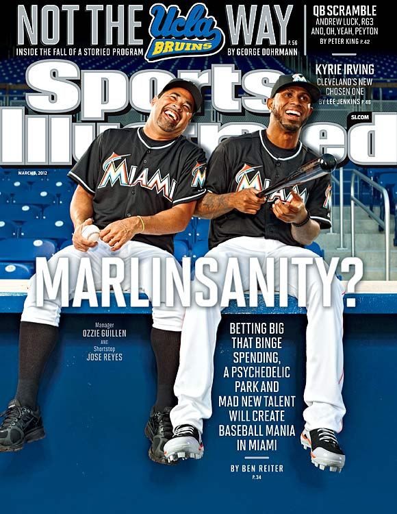 The Miami Marlins kicked off the 2011 offseason by landing prized shortstop Jose Reyes with a six-year, $106 million contract. The deal gave the Marlins the big name they wanted to open their new stadium along with an electric two-way player that is a four-time All-Star and reigning NL batting champ.