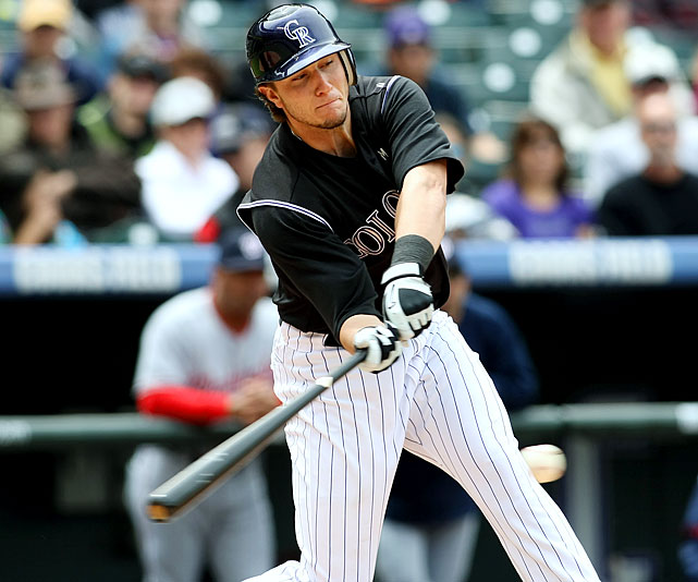 Troy Tulowitzki was already under contract for three more years at a very affordable $28.75 million when the Rockies inked him to a 10-year, $157.75 million deal after the 2010 season. Tulowitzki was just 26 at the time he signed his new deal and was coming off a season in which he made his first All-Star team and won his first Gold Glove award.