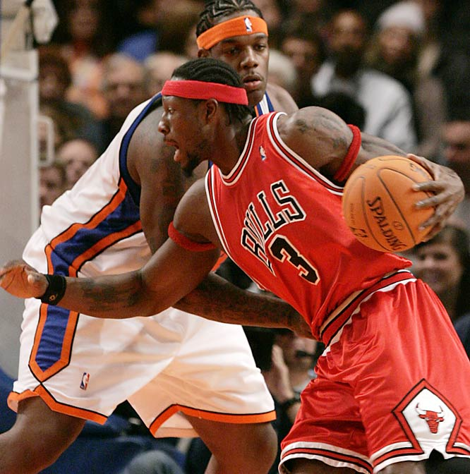"The Chicago Bulls recently benched center Ben Wallace after he violated team rules by wearing a headband during a game, but he's not the first, and certainly won't be the last, athlete to be disciplined by the fashion police. Here are some other ""dress code"" no-nos that has been banned, drawn fines or strongly discouraged, and some others that just strike us the wrong way."